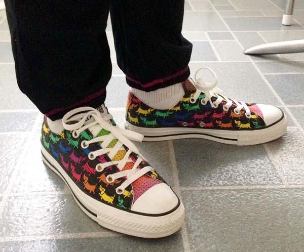 rainbow-wieners